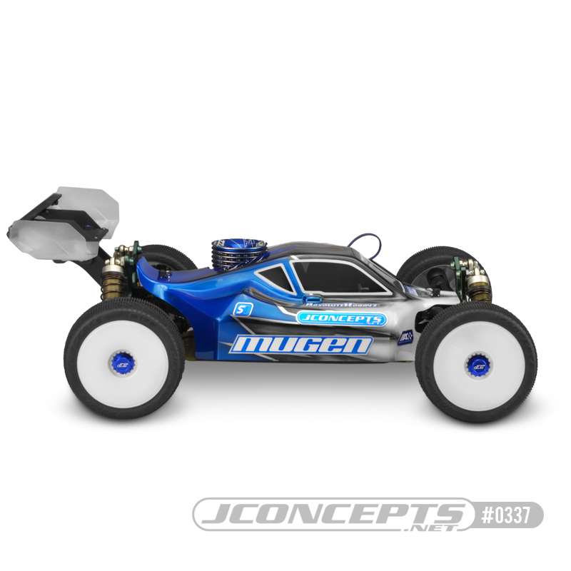 JConcepts S3 Body For The Mugen MBX-7R (4)