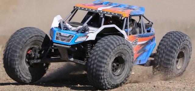 Losi Rock Rey 1/10 4WD Rock Racer Kit