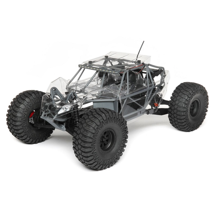 Losi Rock Rey 1_10 4WD Rock Racer Kit (7)