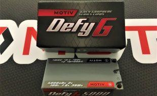 MOTIV Adds 2 More Grey Graphene Pro LiPos