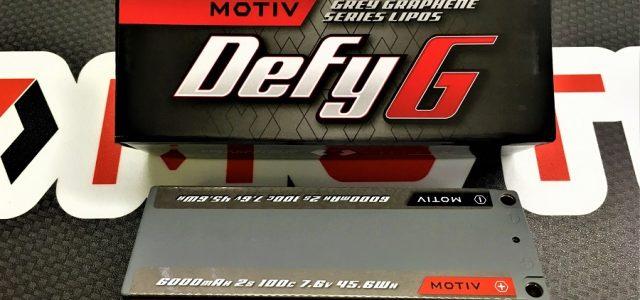MOTIV Grey Graphene Pro Low CG LiPo