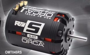 ORCA RT-S 4.5T Sensored Brushless Motor