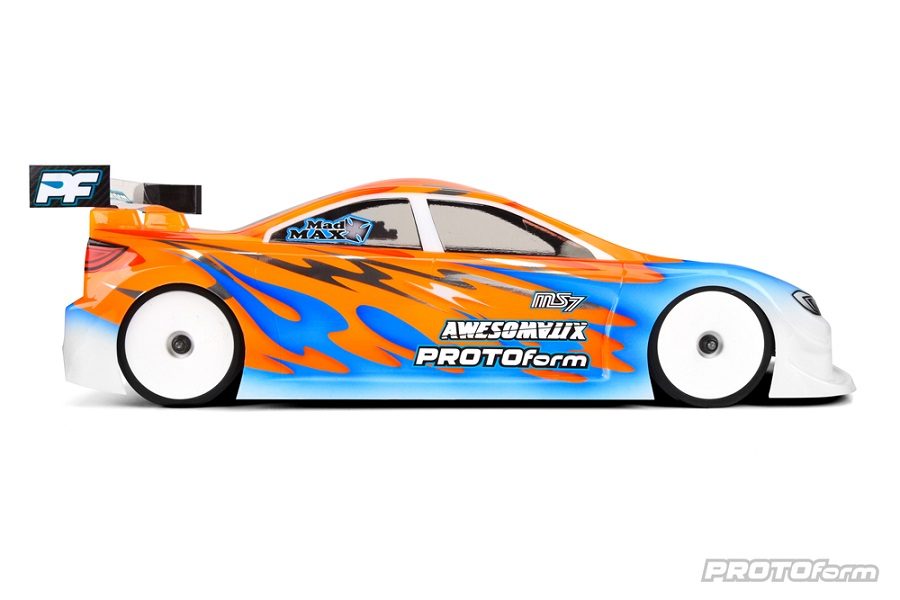 PROTOform MS7 Clear Body For 190mm Touring Cars (3)