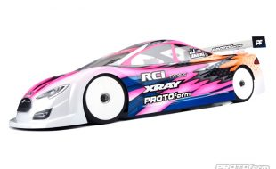 PROTOform Type-S Clear Body For 190mm Touring Cars