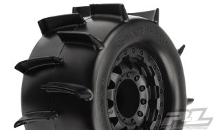 Pro-Line Sand Paw 2.8″ Sand Tires & F-11 17mm Wheels