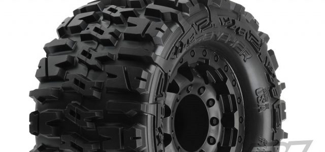 Pro-Line Trencher 2.8″ All Terrain Tires & F-11 17mm Wheels