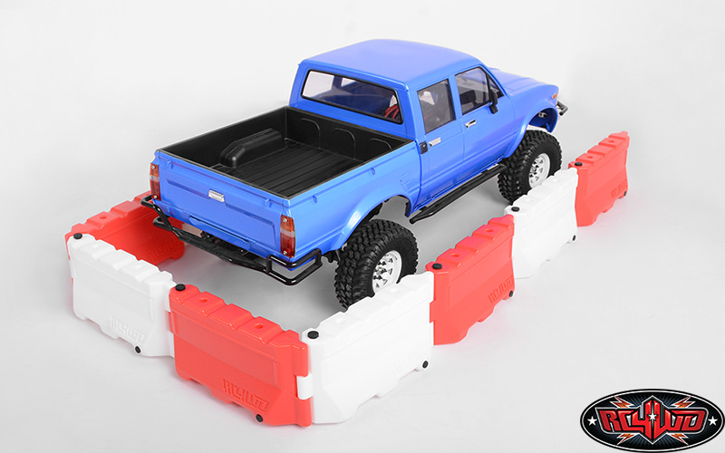 RC4WD Plastic 1_10 Construction Barriers (3)