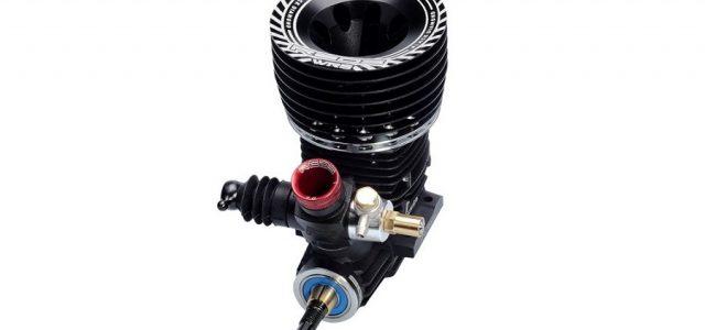 REDS Racing WR5 Black Diamond LTD Nitro Engine