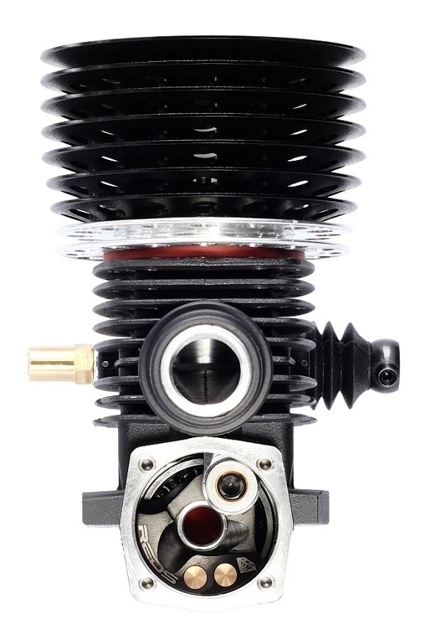 REDS Racing WR5 Black Diamond LTD Nitro Engine (4)