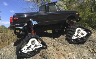 This Tracked Chevy C10 Is Really a Stampede 4X4 [READER'S RIDE]