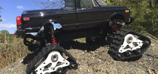 Traxxas Stampede 4X4 Disguised as a Tracked Chevy C10 [READER'S RIDE]