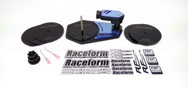Raceform 1/10 Buggy Lazer Jig [VIDEO]