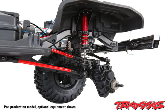 traxxas race car with Red Hot Traxxas Trx 4 News Bronco 2 2 Kit on T O P 6 Wheeler Conversion Kit in addition Red Hot Traxxas Trx 4 News Bronco 2 2 Kit further P272507 together with Introducing Fastest Remote Control Car World also Watch.
