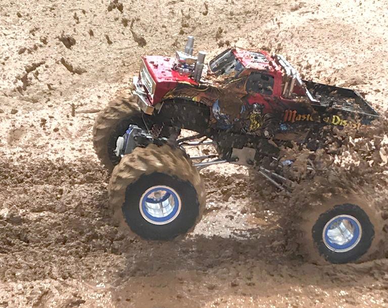 Tamiya Clod Buster Mud 5