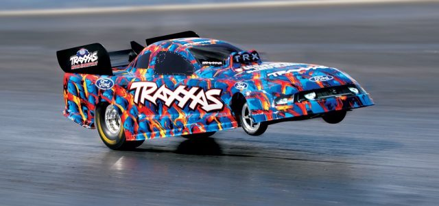 Traxxas RTR Ford Mustang NHRA Funny Car [VIDEO]