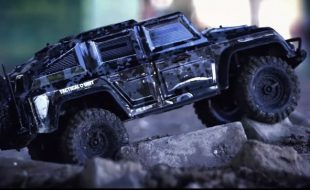 Traxxas Tactical Unit TRX-4 [VIDEO]