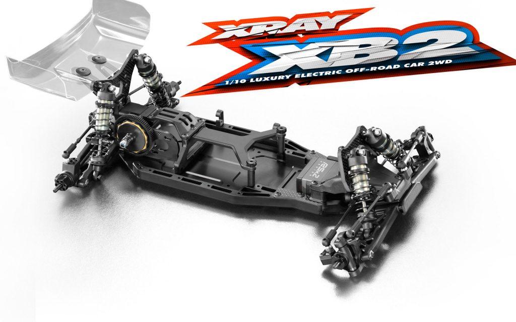 XRAY XB2C 2018 2wd Buggy (3)