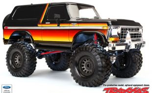 RED HOT Traxxas TRX-4 News: Bronco! 2.2! Kit!