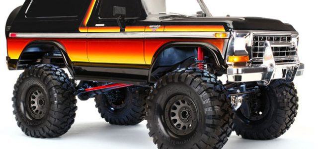 RED HOT Traxxas TRX-4 News: Bronco! 2 2! Kit! - RC Car Action