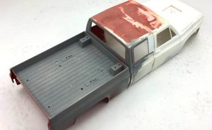 How to Stretch a Tamiya Clod Buster Body Into a Crew Cab [KEV'S BENCH]