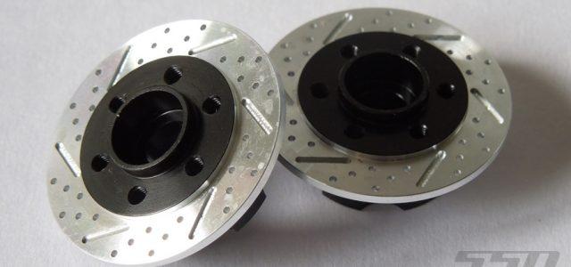 SSD 6mm Offset Wheel Hub With Brake Rotor
