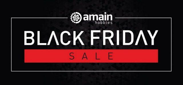 AMain Hobbies' Black Friday Sales Event