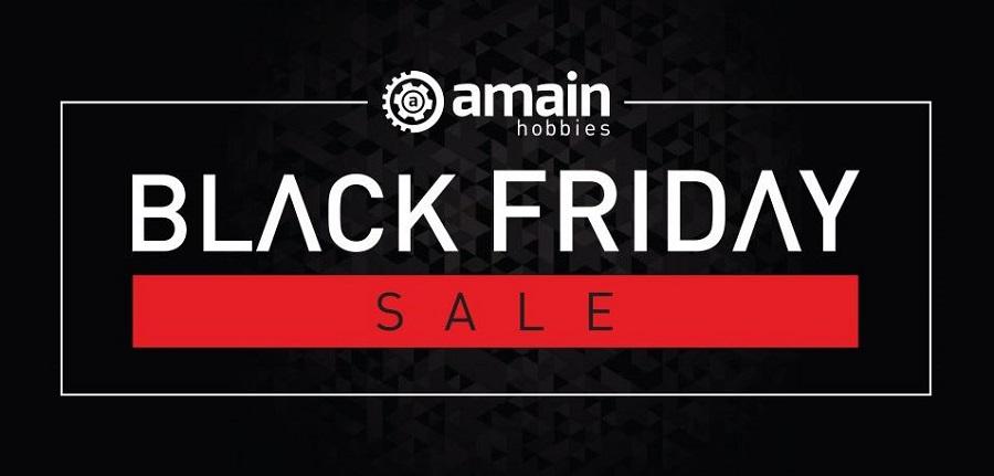 Amain Hobbies Black Friday Sales Event Rc Car Action