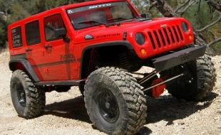 Axial RTR SCX10 II 2017 Jeep Wrangler Unlimited CRC