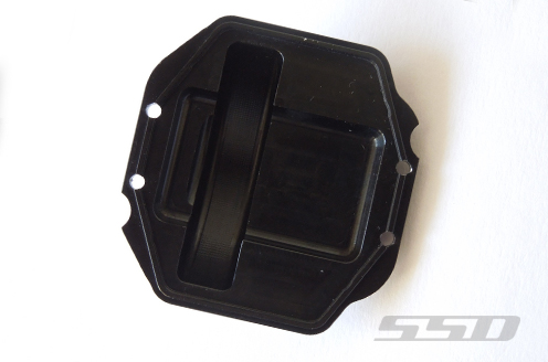 Axial Wraith_Bomber_SMT10 Pro60 Front Diff Cover By SSD