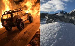Axial SCX10 II – SCX of Ice and Fire [Reader's Ride]