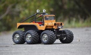 Kong Gone Wild! – Tamiya Konghead/Wild Willy Hybrid [READER'S RIDE]