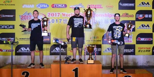 Yokomo's Ryan Maifield Is The 2017 IFMAR 2WD World Champ