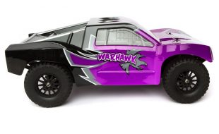 Force RC RTR 1/10 Warhawk 4WD Short Course Truck