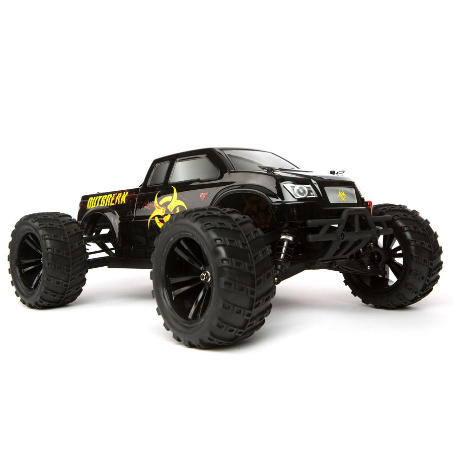 Rc Car Action: Force RC RTR 1/10 Outbreak 4WD Monster Truck