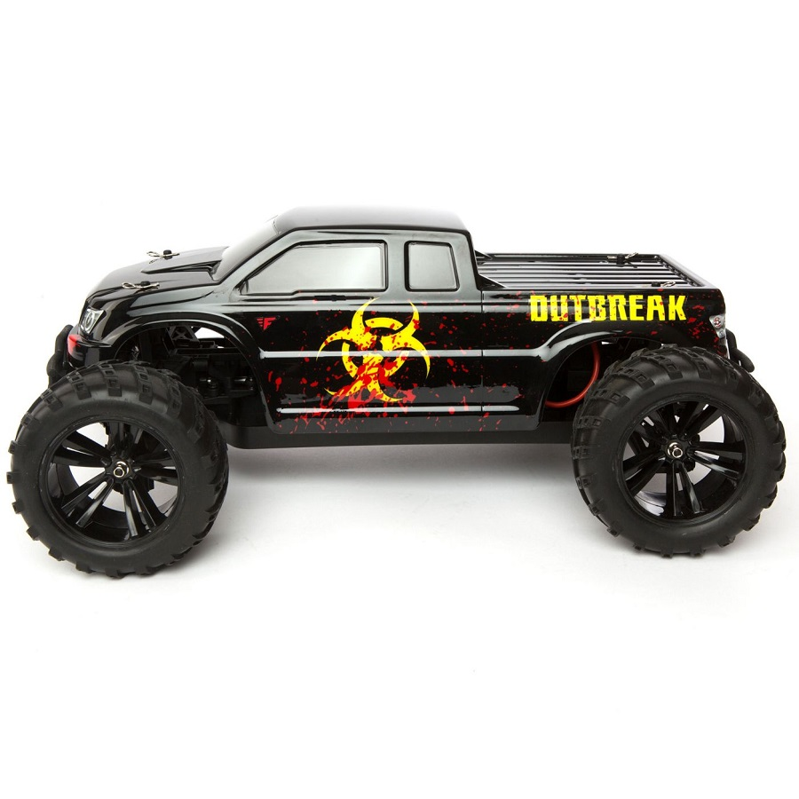 Www Rc: Force RC RTR 1/10 Outbreak 4WD Monster Truck