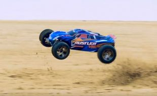 Traxxas Bandit & Rustler VXL — Full Throttle 70+mph!