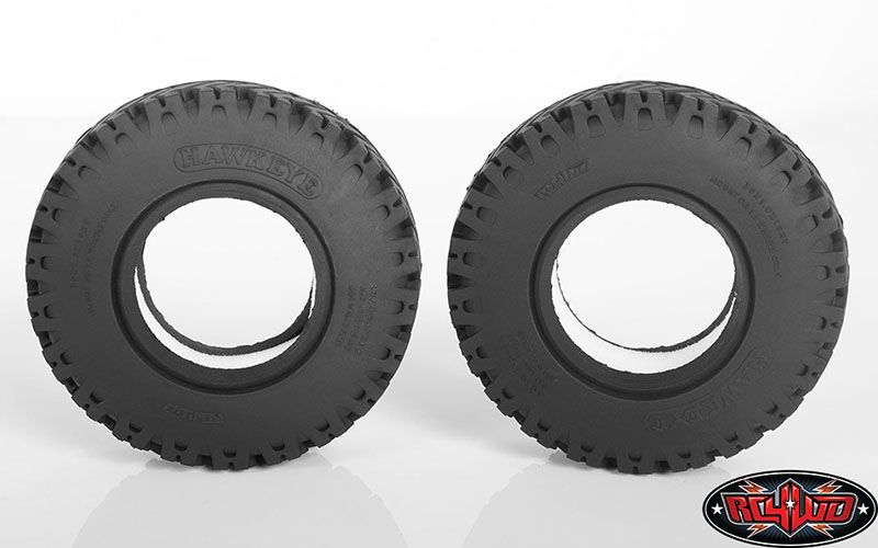 Hawkeye 1.9 Scale Tires From RC4WD (2)
