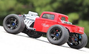 How To: Mask & Paint Pro-Line's Rat Rod Bod