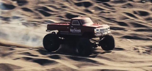 KYOSHO Mad Crusher Beach Raid [VIDEO]