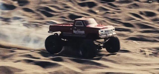 KYOSHO Mad Crusher Beach Raid [VIDEO]