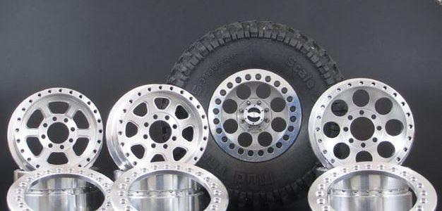 Locked Up RC 1.55″ AO8 Beadlock Wheels