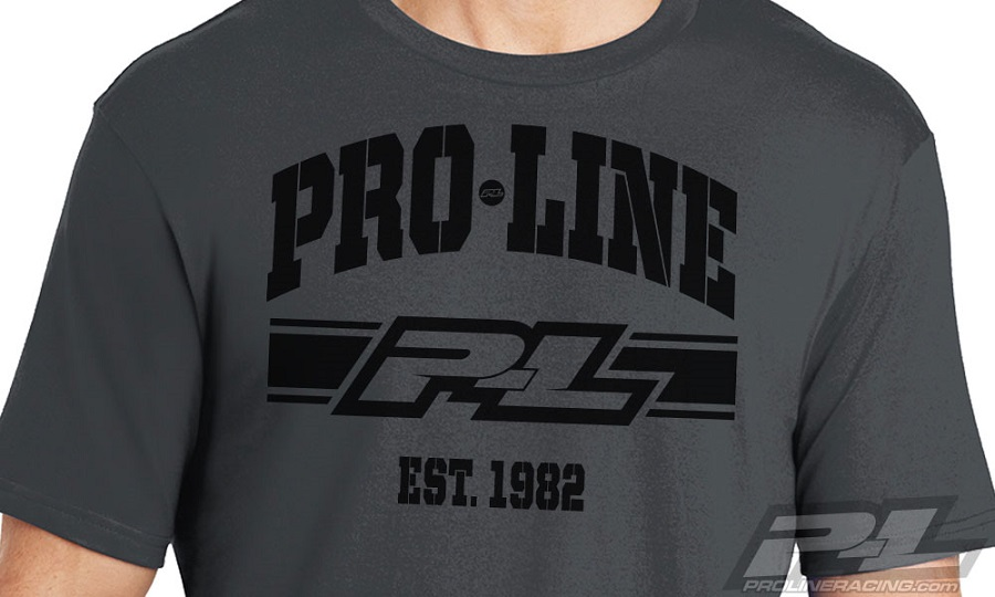New Pro-Line T-Shirts & Zip-Up Hoodie
