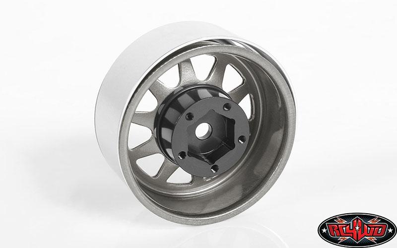 OEM Stamped Steel 1.55 Beadlock Wheels From RC4WD