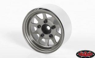 RC4WD OEM Stamped Steel 1.55″ Beadlock Wheels