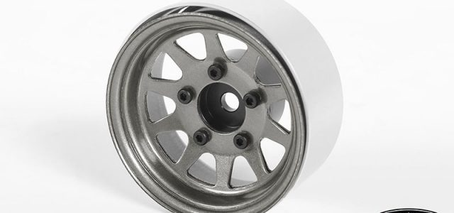 RC4WD OEM Stamped Steel 1.55″ Beadlock Wheels