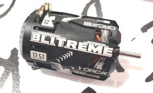 ORCA Blinky Extreme Motor Series