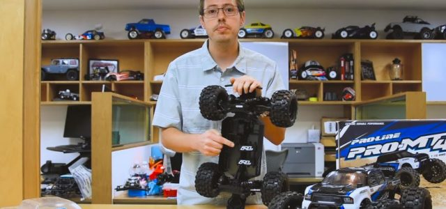 Overview Of The Pro-Line PRO-MT 4×4 [VIDEO]