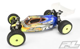 Pro-Line Elite Light Weight Clear Body For The TLR 22 4.0