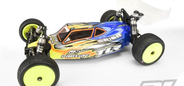 Pro-Line TLR 22 4.0 Elite Light Weight Clear Body