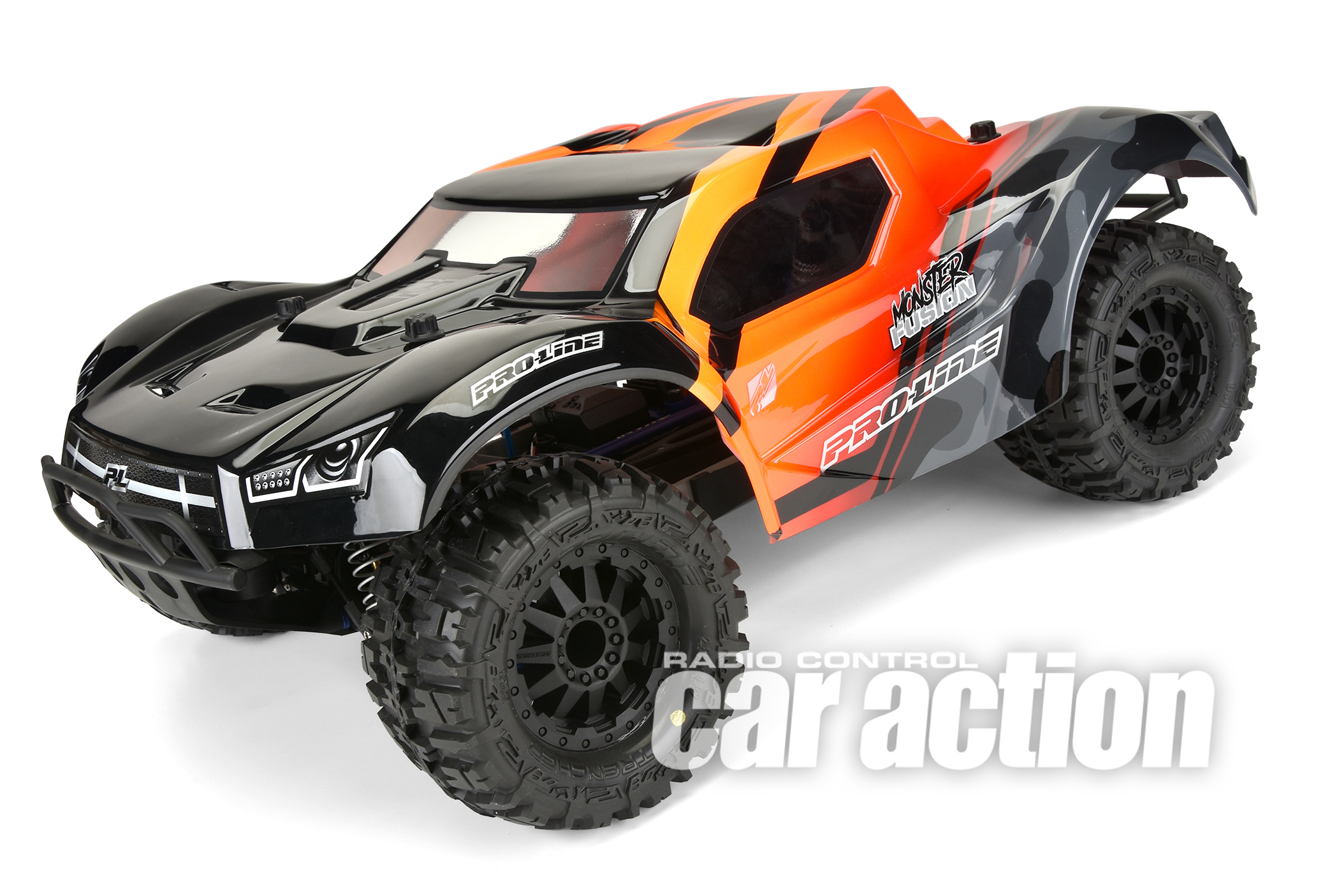 The body is designed to fit Traxxas Slash and Slash 4X4 models and you can expect Pro Line to officially announce the body tomorrow as item no 3498 17